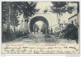 HERBEUMONT ..-- Ligne BERTRIX - MUNO . 1903 Vers COUILLET . Voir Verso . - Herbeumont