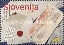 ESLOVENIA 2003 - SLOVENIE - HISTORIA POSTAL - YVERT Nº 398** - Slovénie