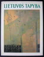 Lithuanian Book / Lithuanian Painting Lietuvos Tapyba Album 1983 - Bücher, Zeitschriften, Comics