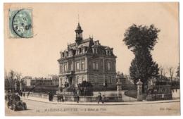 CPA 78 - MAISONS-LAFFITTE (Yvelines) - 59. L'Hôtel De Ville - ND Phot - Maisons-Laffitte