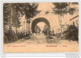 HERBEUMONT ..-- Viaduc . Ligne BERTRIX - MUNO . 1903 Vers BXL ( Melle Orpha BASTIN ) . Voir Verso . - Herbeumont