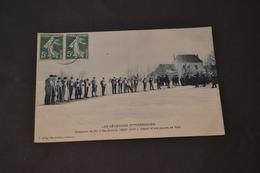 Carte Postale 1909 Ls Cévennes Concours De Ski Départ D'une Course De Fond - Non Classés