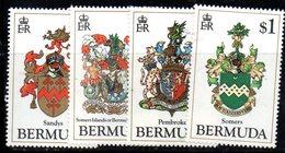 APR648 - BERMUDA 1983 , Serie Yvert N. 423/426  ***  MNH  (2380A) . - Bermuda