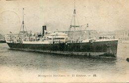 BATEAU PAQUEBOT(EL KANTARA) - Passagiersschepen
