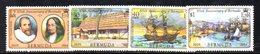 APR651 - BERMUDA 1984 , Serie Yvert N. 439/442  ***  MNH  (2380A) . - Bermuda