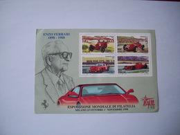 ENZO FERRARI Centenario 1898 - 1988 - Italie