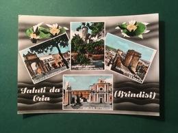 Cartolina Saluti Da Oria - Brindisi - 1966 - Brindisi