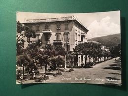 Cartolina Lavagna - Piazza Torino - Albergo Moderno - 1968 - Genova