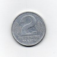 Germania - DDR - 1957 - 2 Marchi - Vedi Foto - (MW2236) - [ 6] 1949-1990 : RDA - Rep. Dem. Tedesca