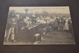 Carte Postale 1910 Noces A Table Sur Les échelles - France