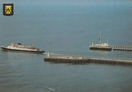 OOSTENDE Vertrek Car Ferry Boat Oostende Dover - Ferries