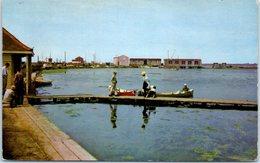 Boating Lake, Walton On The Naze - ESSEX - Autres