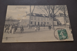 Carte Postale 1913 Cindré La Poste Animée - Altri Comuni