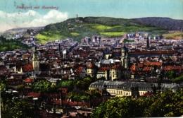 Stuttgart Mit Hasenberg, 1913 - Stuttgart