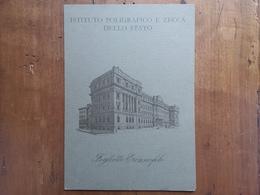 REPUBBLICA - Erinnofili - Foglietto Del Poligrafico - Veronafil '96 Firmato Dalla Disegnatrice + Spese Postali - 6. 1946-.. Repubblica