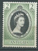 Antigua    - Yvert N°  103 *    -  Bce 18009 - 1858-1960 Kronenkolonie