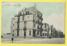 * Heist Aan Zee - Heyst (Kust - Littoral) * (Th. Van Den Heuvel, Nr 37 - KLEUR) Digue Ouest, Dijk, Animée, Rare, Unique - Heist