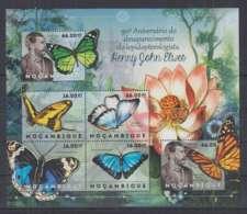 S636. Mozambique - MNH - 2012 - Nature - Animals - Insecs - Butterflies - Autres