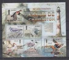 S636. Mozambique - MNH - 2012 - Nature - Animals - Birds - Lighthouses - Autres