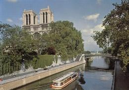 Postcard Notre Dame De Paris My Ref  B23559 - Notre Dame De Paris