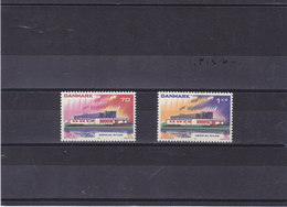 DANEMARK 1973 NORDEN Yvert 554-555 NEUF** MNH - Danemark