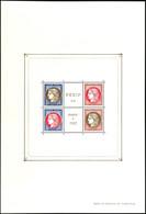1937, Blockausgabe PEXIP Paris, Tadellos Postfrisch, Unsigniert, Mi. 650.-, Katalog: Bl.3 ** - Frankreich