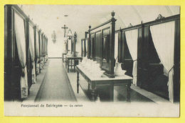 * Beirlegem - Beerlegem (Zwalm) * Pensionnat De Beirlegem, école, School, Dortoir, Slaapzaal, Bed, Lit, Bain, Unique - Zwalm