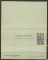 Entier Postal, Etablissement De L'Océanie, CP 9, Très Belle Qualité - Océanie (Établissement De L') (1892-1958)