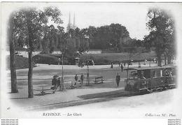 Bayonne -Les Glacis - Bayonne