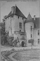 Epoisse : Le Chateau, Tour De Bourdillon - Autres Communes
