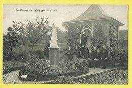 * Beirlegem - Beerlegem (Zwalm) * Pensionnat De Beirlegem, école, School, Pavillon, Jardin, ND Marie, Filles, Enfant TOP - Zwalm