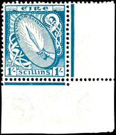 1922, 1/2 Pg - 1 Sc. Freimarken, Bis Auf Die 4 Pg Mit Bogenecken, 12 Werte Komplett, Tadellos Postfrisch, Unsigniert, Be - Non Classés