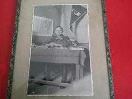 CARTE PHOTO MILITAIRE A IDENTIFIER REGIMENT HIPPOCANTE - Guerre, Militaire