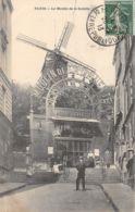 Paris (75 - 18ème) - Paris 18 - Le Moulin De La Galette - Distretto: 18