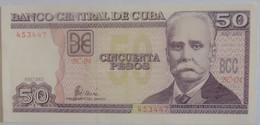 Billet De Cuba De 50 Pesos 2001 Pick 119 Neuf/UNC - Cuba