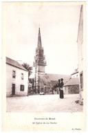 La Roche-Maurice (29 - Finistère)  Eglise - La Roche-Maurice
