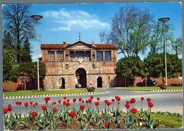 °°° Cartolina N. 3 Le Mura Porta S. Pietro Viaggiata °°° - Lucca