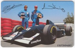 GERMANY O-Serie A-901 - 029 07.93 - Sport, Formula One - MINT - Allemagne