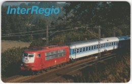 GERMANY O-Serie A-928 - 026 02.92 - Traffic, Train - MINT - Allemagne