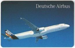 GERMANY O-Serie A-929 - 274B 10.92 - Traffic, Airplane, Airbus - MINT - Alemania