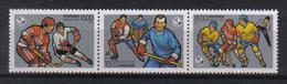Russia 1996 Ice Hockey Strip Y.T. 6224/6226 ** - 1992-.... Fédération