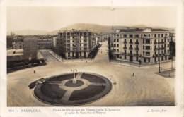 Pamplona - Plaza Del Principe De Viana, Calle S. Ignacio - Navarra (Pamplona)
