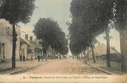 18 Torteron  Boulevard Saint Louis - Autres Communes