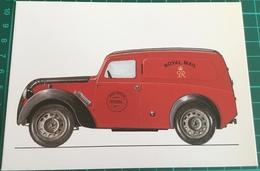 "Royal Mail ~ 1947 ~ Morris 5 Cwt ~ Series 2 ~ Wheelbase 7' 3"" - Trucks, Vans &  Lorries"