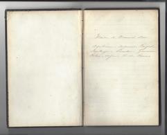 FAMILLE BREMOND D'ARS  Manuscrit  54 P. étude Généalogique Sur Les Diverses Branches Et Ses Alliances - Manoscritti