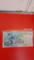 CHINA  BANKNOTE 10 YUAN- 2008/FIRST EDITION GENUINE(UNC)-EXTREMELY RARE!!!!! - Chine