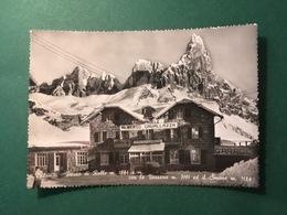 Cartolina Dolomiti - Passo Di Rolle M. 1984s.m. - Con La Verrana M.3191 - 1961 - Modena