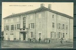 54. LANEUVEVILLE DEVANT NANCY . LA MAIRIE . ANIMEE . Oblitération NANCY A BLAINVILLE - Other Municipalities