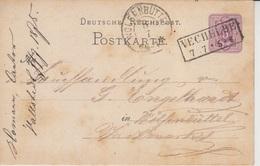 Germany Postcard,      (Red-4000-5) - Germany