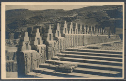 AFRIKA - EGZPT, PERSPOLIS - Stairway To The Council Hall - Egypt